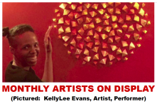 shang monthly artist on display kellylee evans