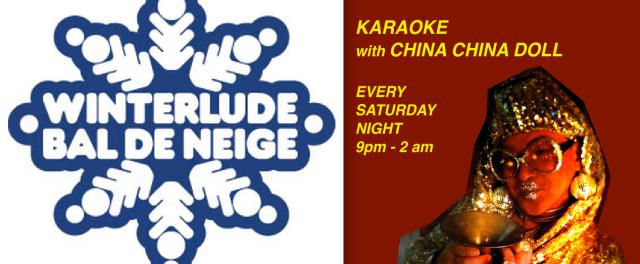 Winterlude Karaoke