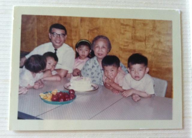 Shanghai Family 1970's