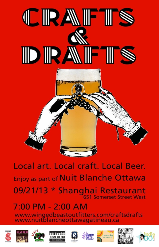 crafts-and-drafts #NBO2013