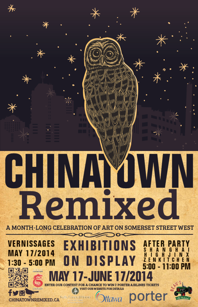 Chinatown Remixed Art Festival May 17th 2014
