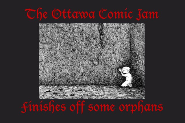 Ottawa Comic Jam at Shanghai Restaurant