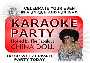 shanghai karaoke party book now