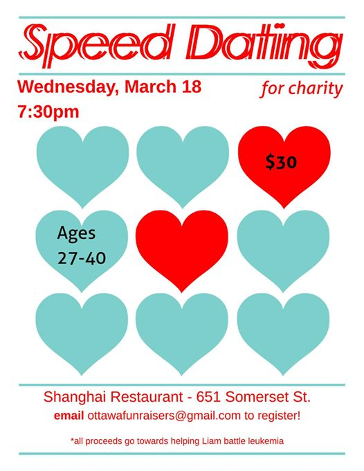 Speed dating shanghai
