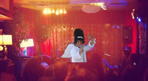 shanghai karaoke with China Doll