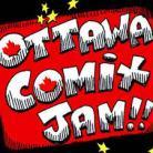 ottawa comic jam logo