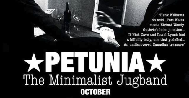 Petunia & The Minimalist Jugband at The Shanghai 24oct17