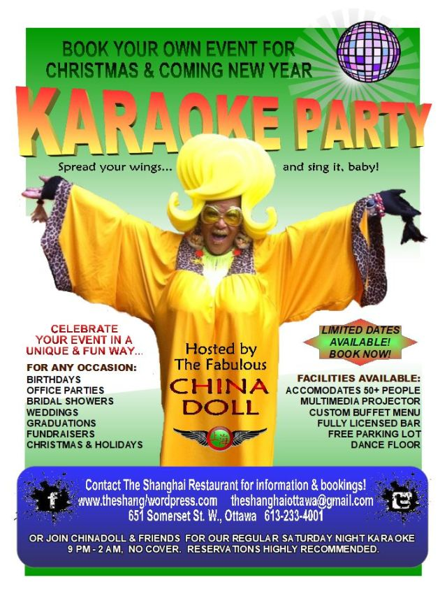 book your own shanghai karaoke party