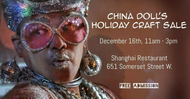 chinadoll holdiay craft sal 16dec17 shanghai free