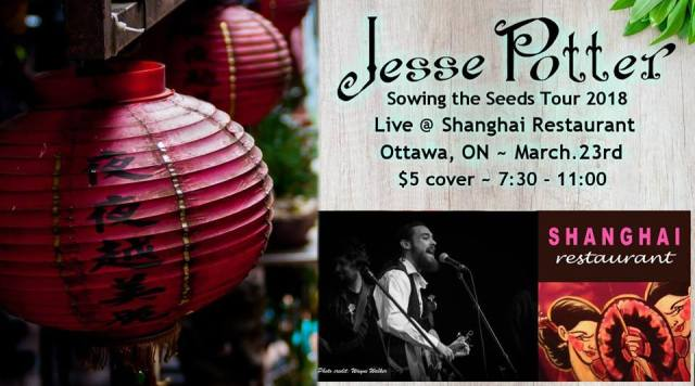 jesse ptter at shangahi 23march18