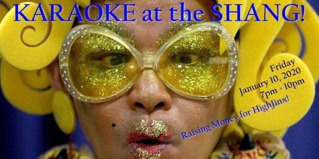 karaoke fundraiser hijinx 10jan20
