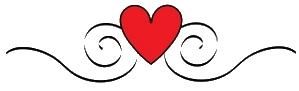 heart scribe design